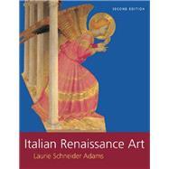 Italian Renaissance Art,Adams,Laurie Schneider,9780813349022