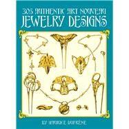 305 Authentic Art Nouveau...,Dufrène, Maurice,9780486249049