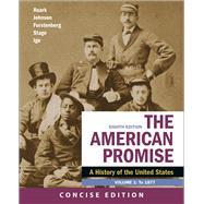 The American Promise,Roark, James L.; Johnson,...,9781319209049