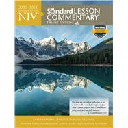 NIV® Standard Lesson Commentary® Deluxe Edition 2020-2021 by Standard Publishing, 9780830779055