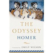 The Odyssey,Homer; Wilson, Emily,9780393089059