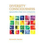 Diversity Consciousness:...,Bucher,9780321919069