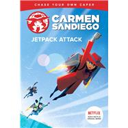 Jetpack Attack by Nisson, Sam, 9781328629081