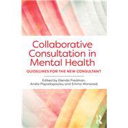 Collaborative Consultation in...,Fredman; Glenda,9781138899094