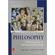 Philosophy: A Historical...,Stumpf, Samuel Enoch; Fieser,...,9780078119095