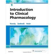 Introduction to Clinical Pharmacology by Visovsky, Constance G., Ph.D., R.N.; Zambroski, Cheryl H., Ph.D., R.N.; Hosler, Shirley Meier, R.N., 9780323529112