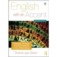 English with an Accent:...,Lippi-Green; Rosina,9780415559119