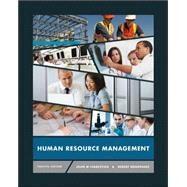 Human Resource Management by Ivancevich, John; Konopaske, Robert, 9780078029127