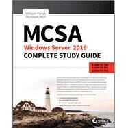 Mcsa Windows Server 2016...,Panek, William,9781119359142