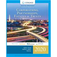 South-Western Federal Taxation 2020 Corporations, Partnerships, Estates and Trusts (with Intuit ProConnect Tax Online & RIA Checkpoint, 1 term (6 months) Printed Access Card) by Raabe, William A.; Young, James C.; Hoffman, William H.; Nellen, Annette; Maloney, David M., 9780357109168