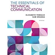 The Essentials of Technical...,Tebeaux, Elizabeth; Dragga,...,9780197539200