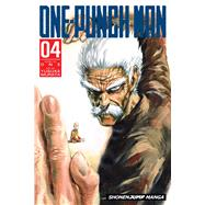 One-Punch Man, Vol. 4,Unknown,9781421569208