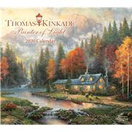 Thomas Kinkade Painter of Light 2020 Calendar by Kinkade, Thomas, 9781449499211