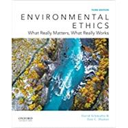 Environmental Ethics What...,Schmidtz, David; Shahar, Dan...,9780190259228