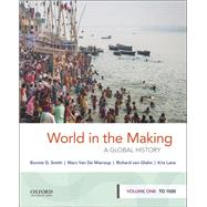 World in the Making A Global...,Smith, Bonnie G.; Van De...,9780190849238