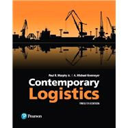 Contemporary Logistics,Murphy, Paul R.; Knemeyer, A....,9780134519258