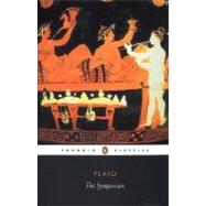 The Symposium by Plato (Author); Gill, Christopher (Translator); Gill, Christopher (Introduction by), 9780140449273