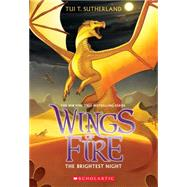 The Brightest Night (Wings of Fire #5) by Sutherland, Tui T., 9780545349277