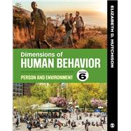 Dimensions of Human Behavior,Hutchison, Elizabeth D.,9781544339290