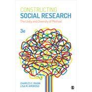 Constructing Social Research by Ragin, Charles C.; Amoroso, Lisa M., 9781483379302