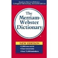 The Merriam-Webster Dictionary,Merriam-Webster,9780877799306
