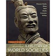 A History of World Societies,...,Wiesner-Hanks, Merry E.;...,9781319059316