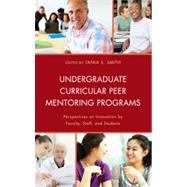 Undergraduate Curricular Peer...,Barry, Andrew; Bolton,...,9780739179321