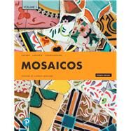 Mosaicos Spanish as a World...,Guzman, Elizabeth E;...,9780135609323