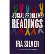 Social Problems 1E Readings Pa,Silver,Ira,9780393929324