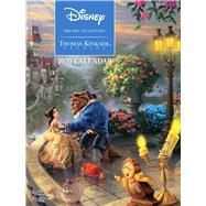 Disney Dreams Collection 2020 Calendar by Kinkade, Thomas, 9781449499327