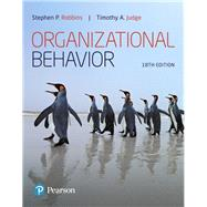 Organizational Behavior,Robbins, Stephen; Judge,...,9780134729329