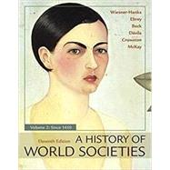 A History of World Societies,...,Wiesner-Hanks, Merry E.;...,9781319059330