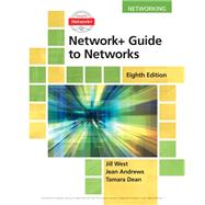 Network+ Guide to Networks,West, Jill; Dean, Tamara;...,9781337569330