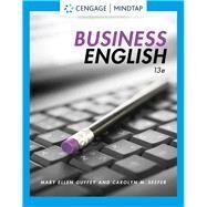 Business English + Mindtap 1 Term Printed Access Card by Guffey, Mary Ellen; Seefer, Carolyn M., 9780357209332