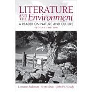 Literature and the...,Anderson, Lorraine; Slovic,...,9780205229352