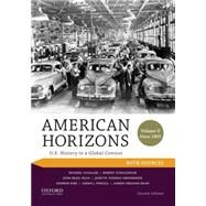 American Horizons U.S....,Schaller, Michael;...,9780199389360