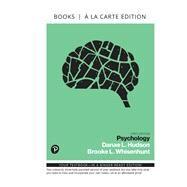 Psychology,Hudson, Danae L.; Whisenhunt,...,9780133969368
