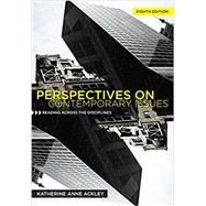 Perspectives on Contemporary...,Ackley,9781305969377