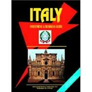 Italy Investment and Business...,International Business...,9780739769379