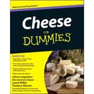 Cheese for Dummies,Unknown,9781118099391