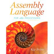 Assembly Language for x86 Processors by Irvine, Kip R., 9780133769401