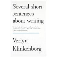 Several Short Sentences About...,KLINKENBORG, VERLYN,9780307279415