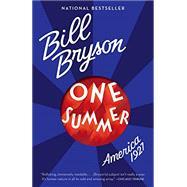 One Summer America, 1927 by BRYSON, BILL, 9780767919418