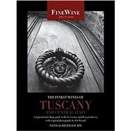 The Finest Wines of Tuscany...,Belfrage, Nicolas,9780520259423