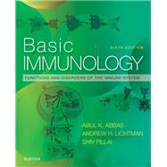 Basic Immunology,Abbas, Abul K.; Lichtman,...,9780323549431
