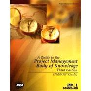 A Guide To The Project Management Body Of Knowledge by Project Management Institute (NA), 9781930699458