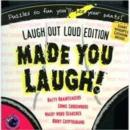 Made You Laugh! : Puzzles So...,Conley, Erin,9781575289472
