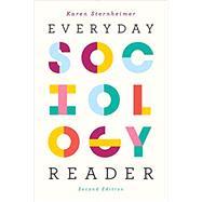 Everyday Sociology Reader,Sternheimer, Karen,9780393419481