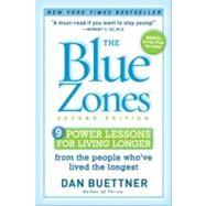 The Blue Zones, Second Edition,BUETTNER, DAN,9781426209482