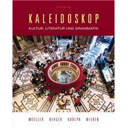 Kaleidoskop,Moeller, Jack; Berger,...,9781305629530